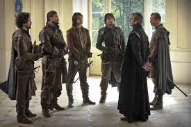 Image result for the musketeers series 1 episode 6 death of a hero photos