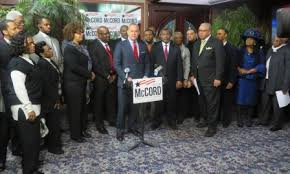 McCord Snags Key Black Clergy Endorsement | Philadelphia Public Record