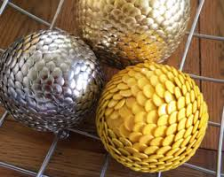 Decorative Orbs For Bowls Decorative orb bowl Etsy 42
