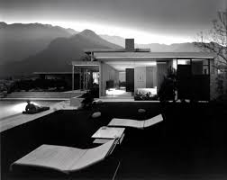 modern architectural photography. Kauffman House, Palm Springs - Architect Richard Neutra, 1946 Modern Architectural Photography E