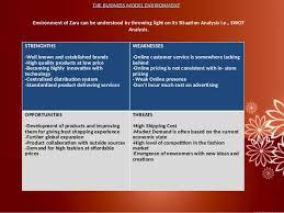 business model of zara 6