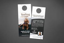 cool door hangers. Realty-Cards.com Has Become One Of The Most Popular Choices For Real Estate Door Hangers! Cool Hangers