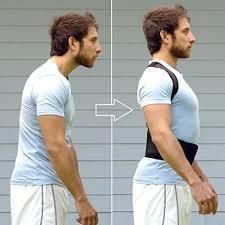 Flexguard Medical Back Brace Fully Adjustable For Posture Correction And Back Pain Medium