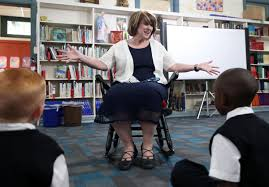 Teacher of the Year: Karen Pate   Newspapers in Education   The ...