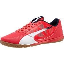 puma indoor soccer shoes for men. puma shoes uk | best seller men evospeed sala indoor soccer in bright plasma-white-peacoat s51s2829,puma cheap,uk cheap sale for o