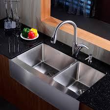 Stainless Steel Farmhouse Kitchen Sinks  Shop The Best Deals For Farmhouse Stainless Steel Kitchen Sink