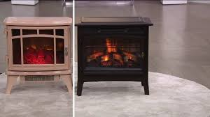 Duraflame Infrared Quartz Stove Heater with 3D Flame Effect ...