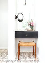 modern bedroom vanities. Wall Mounted Bedroom Vanity Modern Vanities