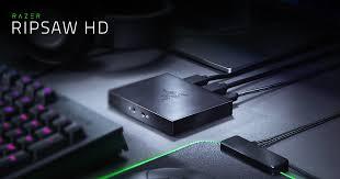 Razer Ripsaw <b>HD</b> - <b>Game Capture</b> Card