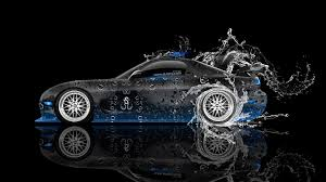 mazda rx7 water car