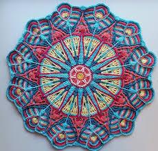 Best 25 Crochet mandala ideas on Pinterest