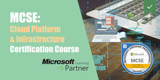 Microsoft Certified Solutions Expert Mcse Certification Cloud