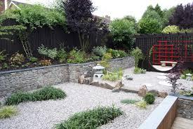 Zen Garden Designs For Small Spaces Japanese Garden Design In Inspiring Endearing For Small
