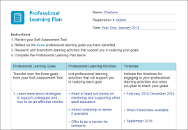 Professional Goals List Keeping Your Cpl Portfolio Cycle On Track College Talk