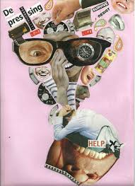 Inspirational Collages Collage Artworks Inspiration From Kohlage