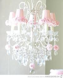 pink chandelier lighting little girls chandelier alluring pink chandeliers for a girls bedroom home design lover