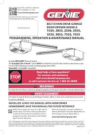 G1TA Remote Control Transmitter for Garage Door Opener Operation ...