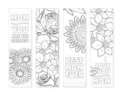 They're sure to make you smile! Free Printable Bookmarks For Moms Design Dazzle