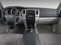 Image: 2008 Toyota 4Runner RWD 4-door V6 SR5 (Natl) Dashboard ...