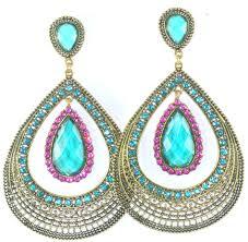 earrings indian style