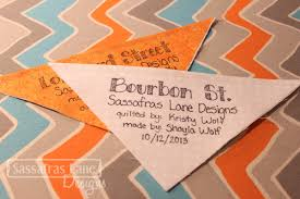 Sewology Sunday - Easy Quilt Label – Sassafras Lane Designs ... & Find this Pin and more on Quilt - Label Examples. Adamdwight.com