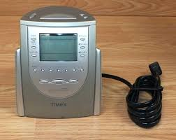 timex t309t alarm clock radio with nature sounds instructions t triple s