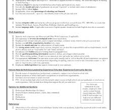 How To Write Education On Resume Ultimate Most Recent Resume Sample With Additional Current Student 72