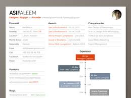 resume template psd resume templates