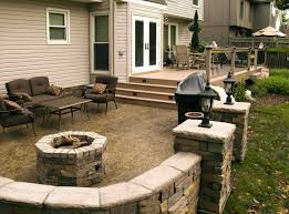 deck patio with fire pit. Patio Ideas: With Fire Pit Plans Best Deck Ideas About On