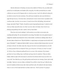College Prompt Essay Examples College Prompt Essay Examples Sat