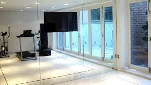 decorations mirrors for home gym 133 breathtaking decor plus nj