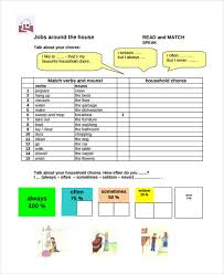9 Chore Chart Templates In Pdf Free Premium Templates