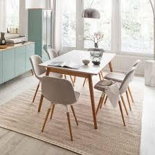 scandinavian design dining table dot