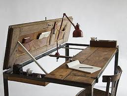 drafting table desk. Woodworking Plans Drafting Table Desk