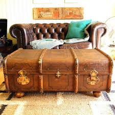 luggage trunk coffee table coffee table walmart canada