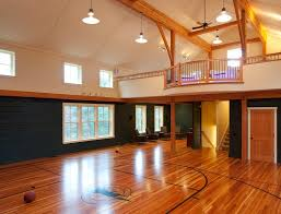 home gym lighting. home gym lighting traditional with black armchair basketball court metal balustrade