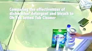 how to clean bathtub jets how to clean a bathtub with bleach cleaning bathtub jets bleach