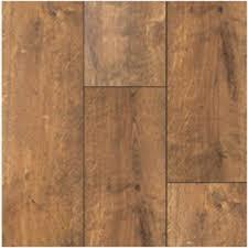 style selections rustic nutmeg oak wood planks laminate flooring sample