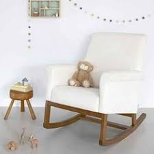 We have searched high and low for a contemporary nursing chair which grows  with