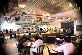 Google office cafeteria Office Apple The Cafeteria Functions Like Buffet Line You Queue Up And Get The Food The Menu Changes Everyday But There Are Fixed Cuisines With Chinese Western Rubbish Eat Rubbish Grow Google Singapore Asia Square Tower 1 Marina Bay Shenton Way
