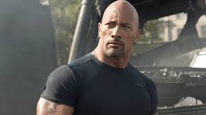 Dwayne Johnson biografia