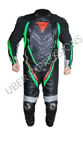 dainese aero evo d1 motorbike racing one piece leather suit uber expressions