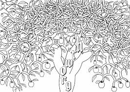 Small Picture Blank Coloring Pages For Adults glumme