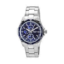 men s stainless steel watch 20 4677blsv armitron men s stainless steel watch 20 4677blsv