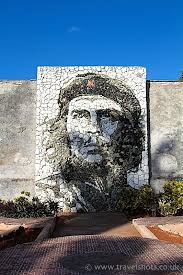 n icons a photo essay travel photography  n icons che mural matanzas
