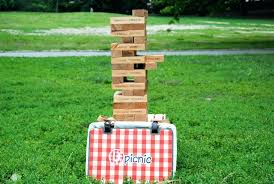 oversized outdoor board