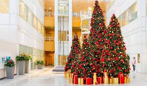 Beautiful Christmas Trees Decorations Phs Greenleaf
