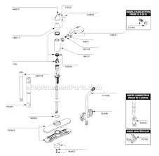 Moen 7560C Parts List and Diagram After 1 11
