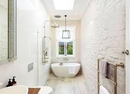 modern cabinet frameless vanity bathroom large long round narrow mirror thin slim mirrored tall bath designs