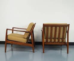 midcentury lounge chair by folke ohlsson at stdibs